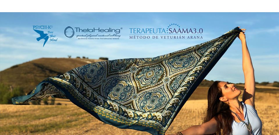 Terapia SAAMA & Theta Healing
