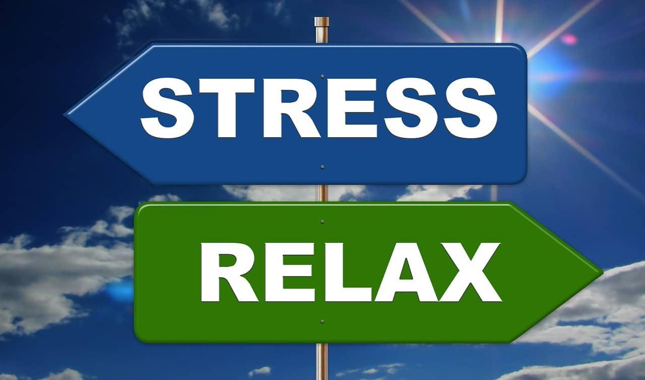 Libera el estrés acumulado