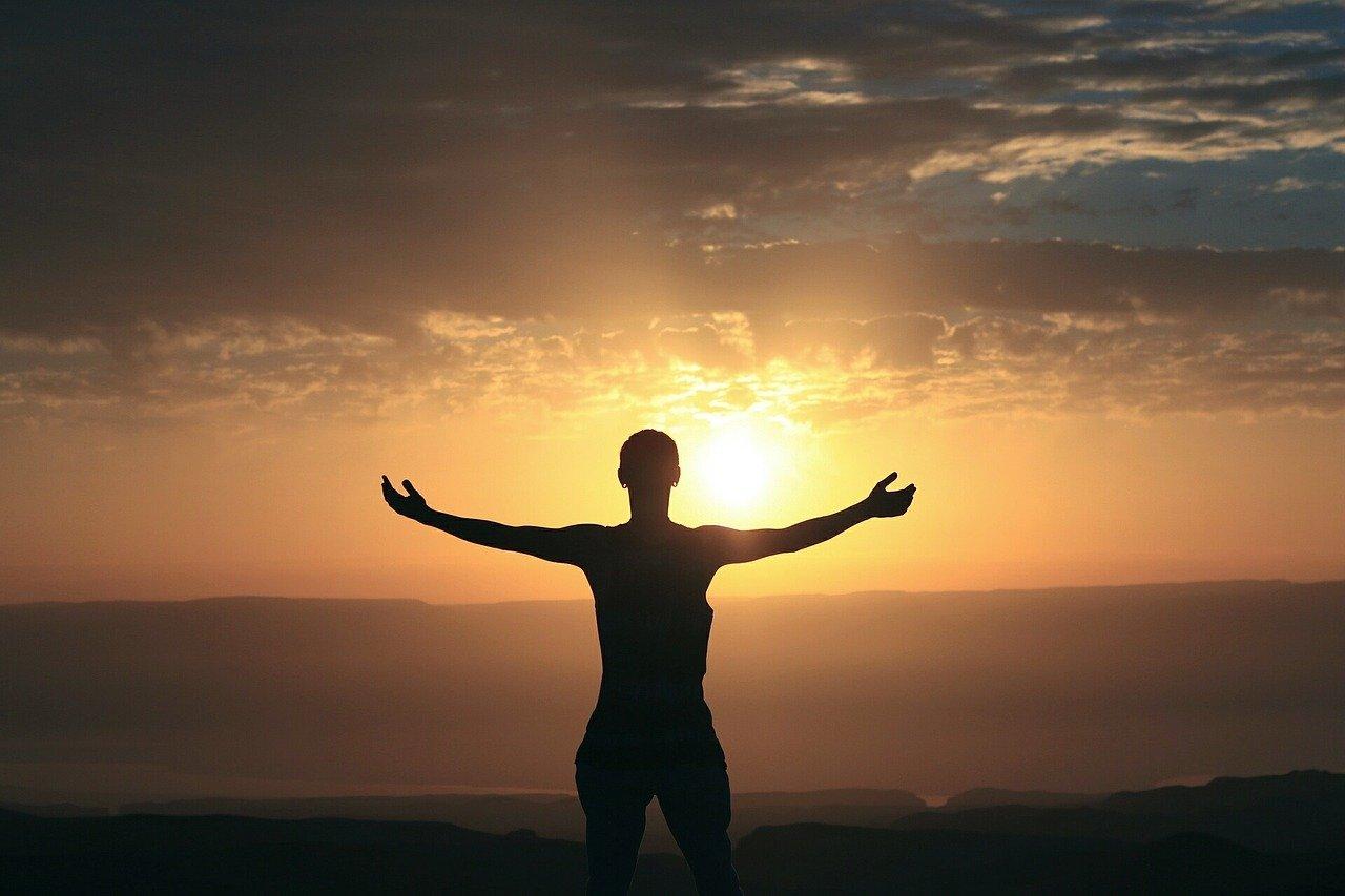 Fortalécete corporal y espiritualmente para seguir adelante